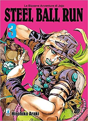 Steel ball run. Le bizzarre avventure di Jojo: 3
