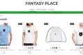 ★FANTASY PLACE★ Compra una maglietta alla moda o una felpa, puoi creare online i tuoi capi come vuoi tu!