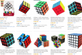 I cubi di Rubik