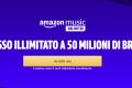 Amazon Music Unlimited - Decine di milioni di brani da ascoltare - Primi 30 giorni gratuiti!