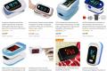 Pulsiossimetri da dito, sensore digitale di ossigeno nel sangue e pulsazioni.