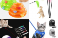 The animal will have fun happily with this gadgets! 😸 Divertenti giochi e gadgets per gatti e animali domestici