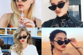 Vintage Cateye Sunglasses for Women