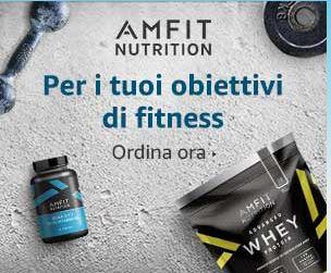 Amfit nutrition – Per i tuoi obiettivi di fitness