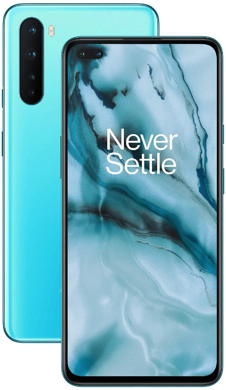 OnePlus NORD Smartphone Blue Marble