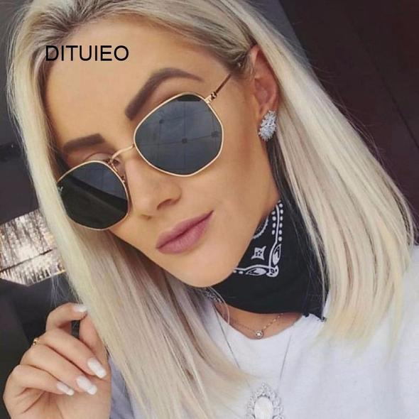 Shield Sunglasses Women Brand Designer Mirror Retrò