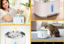 WATERCAT™ | Electric automatic led fountain | USB water dispenser